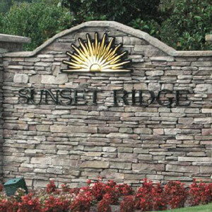 Sunset Ridge Community