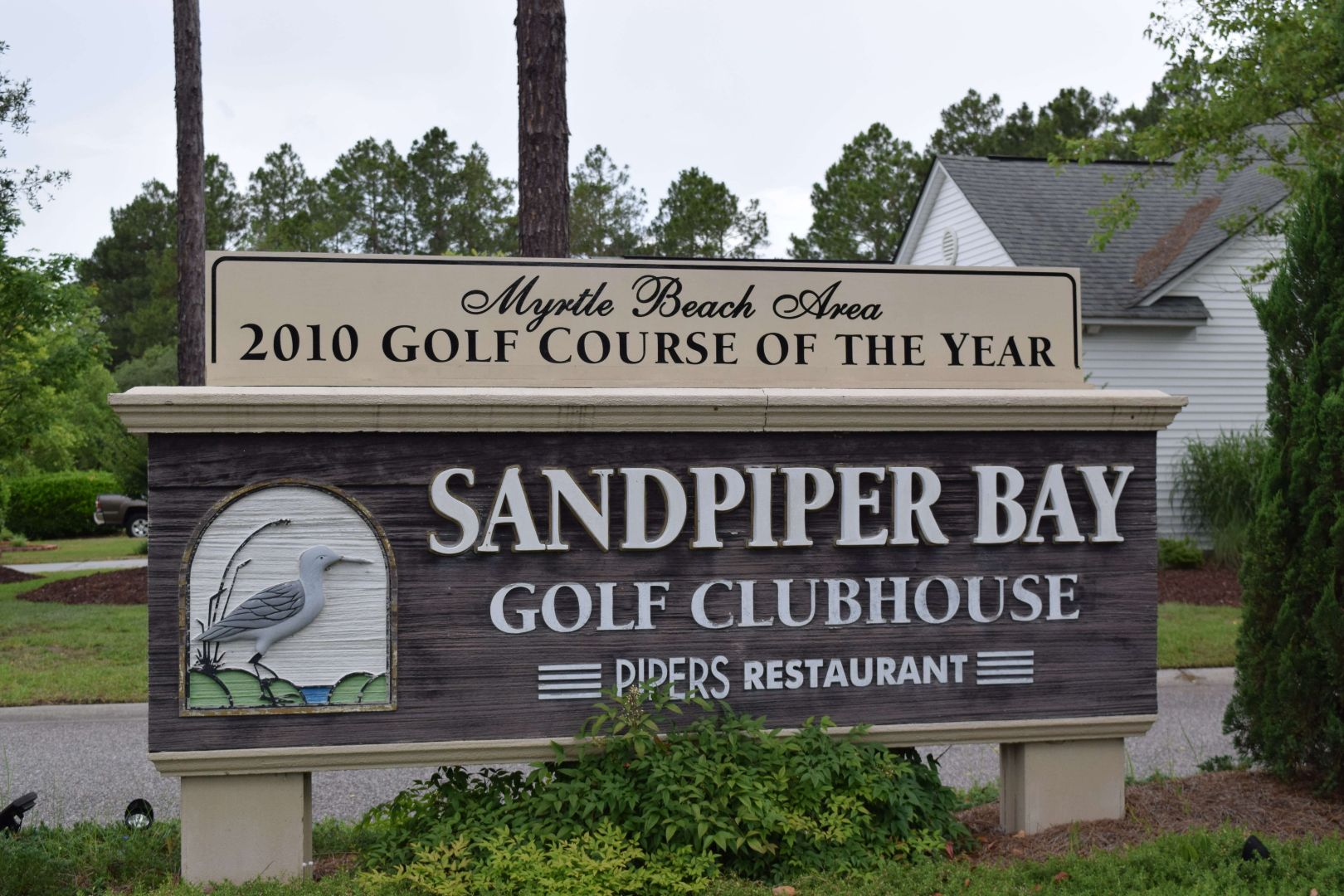 Sandpiper Bay real estate