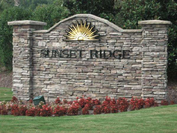 Sunset Ridge real estate