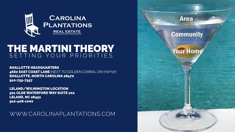 The Martini Theory